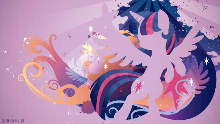 twilight sparkle pony princess friendship wallpapers little 2560x1440