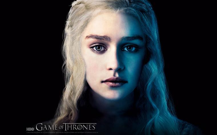 Emilia Clarke Game Of Thrones Season 3 Wide Wallpaper Wallpaper