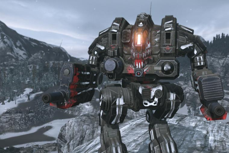 MechWarrior Online desktop wallpaper 9 of 13 Video Game Wallpapers