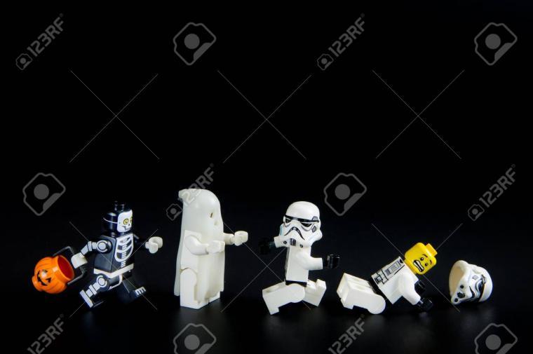 Nonthabure Thailand   August 23 2016 Lego Star Wars
