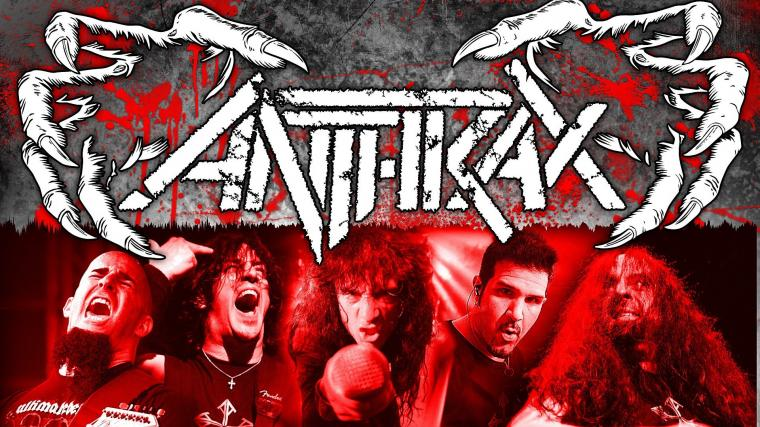 Anthrax heavy metal hard rock bands e wallpaper background