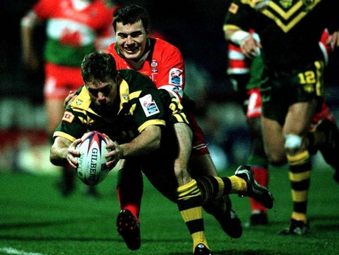 Gallery For Brett Kimmorley Australia Wales Rugby League Wallpaper