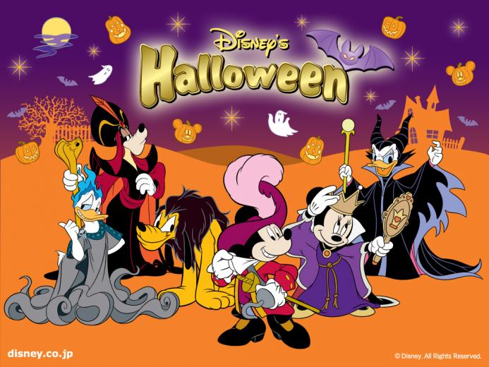 Disney Halloween   Classic Disney Wallpaper 16227323