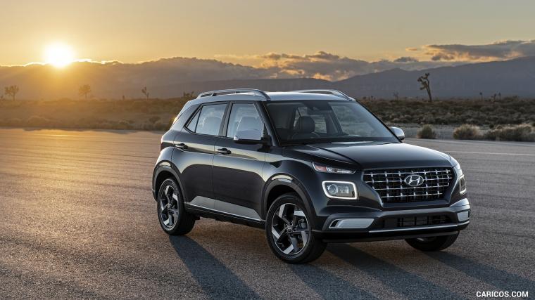 2020 Hyundai Venue   Front Three Quarter HD Wallpaper 5