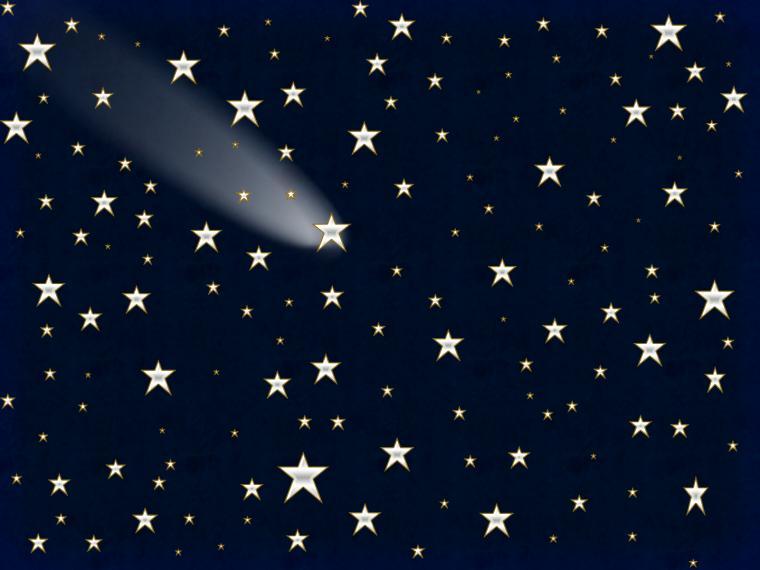 Shooting Star Wallpaper