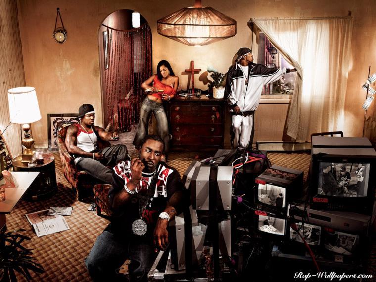 Rap Wallpapers G Unit Clothing [2]