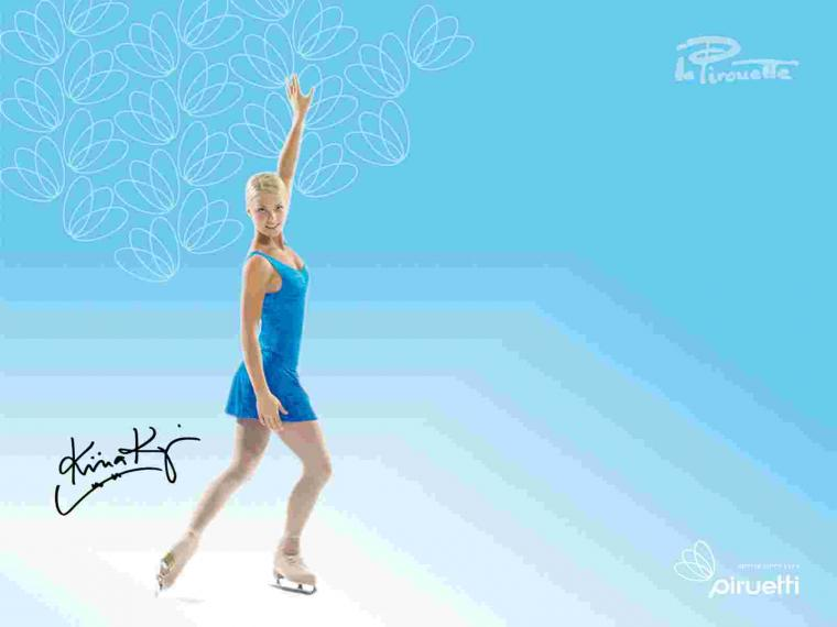 Kiira Korpi wallpaper   Figure skating   Sport   Wallpaper