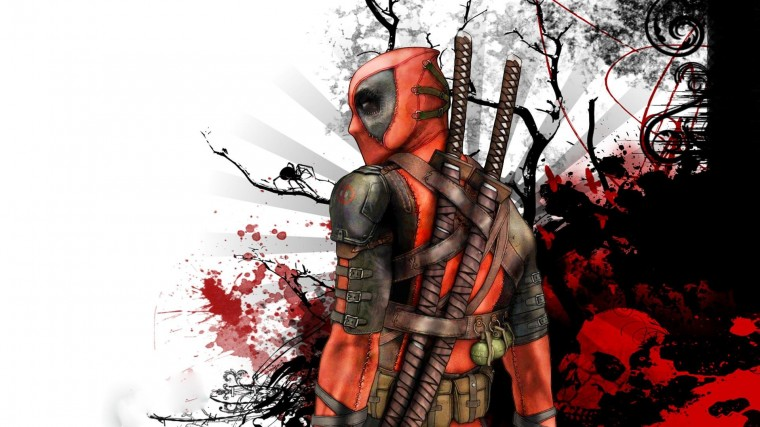 Deadpool wallpaper 1920x1080 281012 WallpaperUP