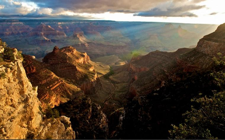 Grand Canyon Park WallpapersNational Geographic Wallpapers Pictures
