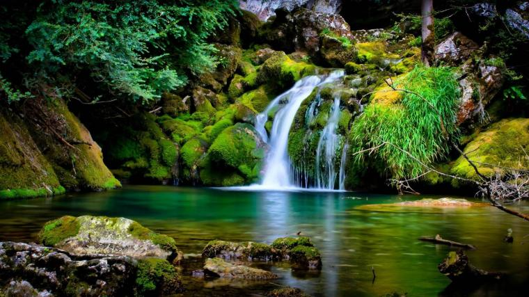 Beautiful Nature Water River HD Wallpapers   Large HD