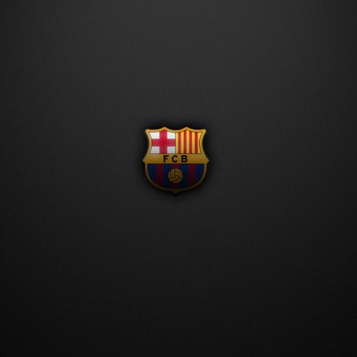 FC Barcelona logo   wallpaper for download