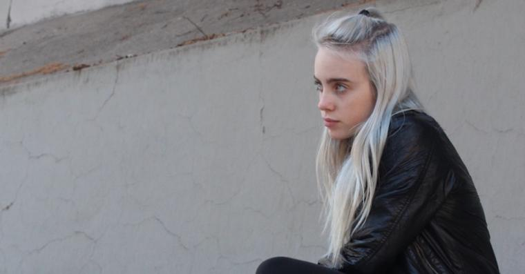 Listen Billie Eilish   Ocean Eyes Pilerats