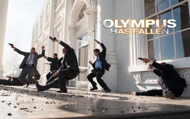Olympus Has Fallen wallpaper   Movie wallpapers   19348