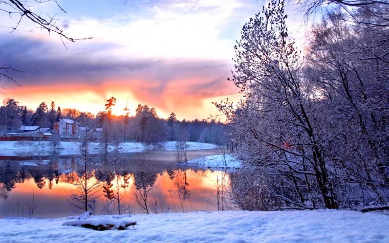 Beautiful Winter wallpaper   ForWallpapercom