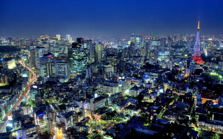 Daily Wallpaper Tokyo Japan I Like To Waste My Time