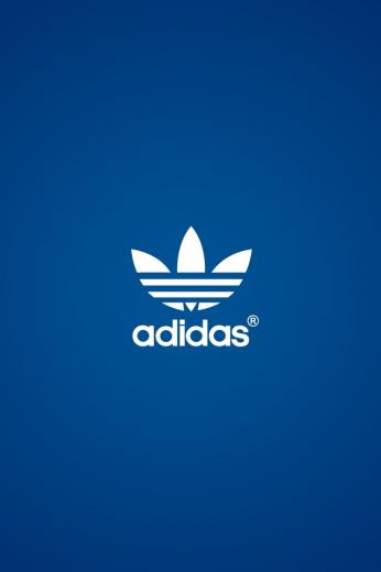 Adidas Logo iPhone 4 iPhone 5 retina wallpaper 640 x 960 pixels