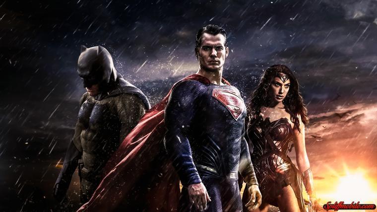 HD Batman vs Superman Wallpaper