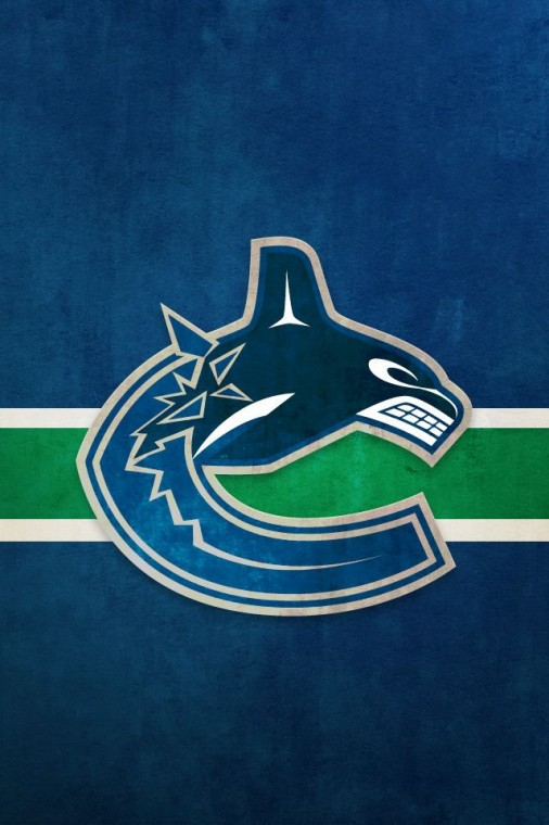 Vancouver Canucks iPhone Background NHL WALLPAPERS Pinterest