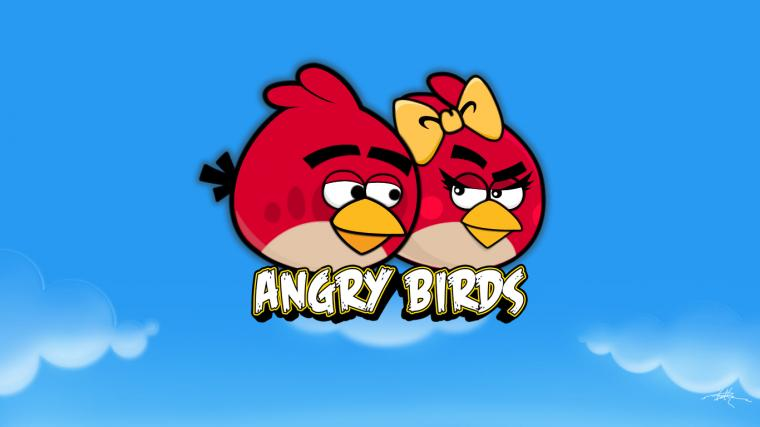 Angry Birds Theme   Popular Windows Themes