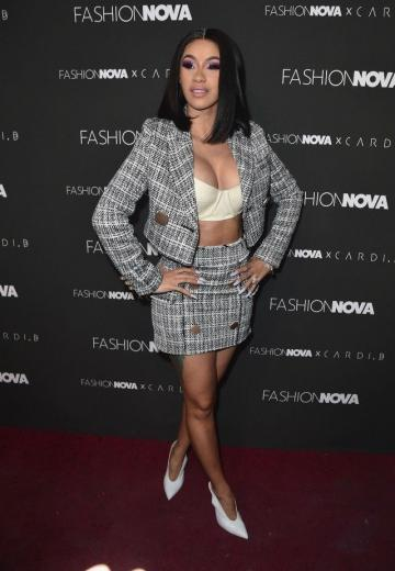 Cardi B Shares the Heartbreaking Reason Shes Scared to Post