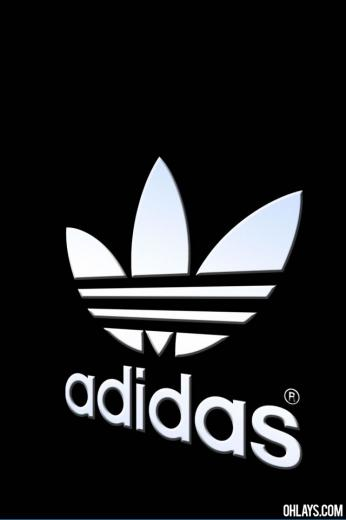 Name Adidas iPhone Wallpaper