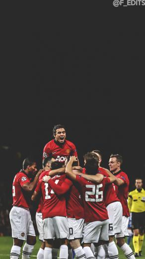 F EDITS Manchester United wallpaper  requested by anon