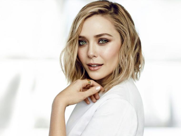 Elizabeth Olsen Wallpaper 4K HD Wallpaper Background