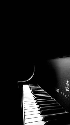 ilikewallpapernet Black Piano iPhone 5 Wallpaper Download