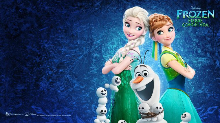 Frozen Fever Wallpaper   Frozen Wallpaper 38273094