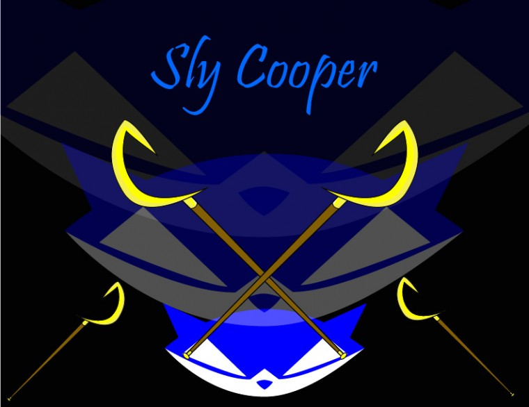 Sly Cooper Wallpaper by XavierPhoenix on deviantART