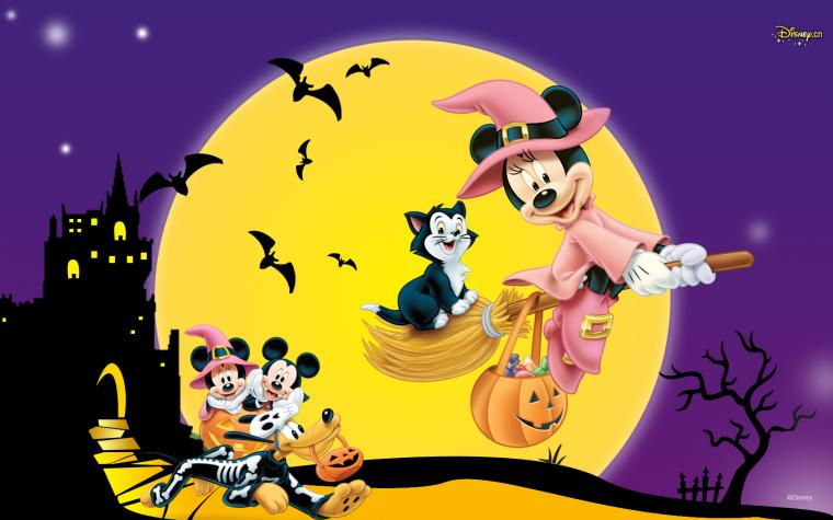 Sites Of Great Wallpapers images Disney Halloween HD