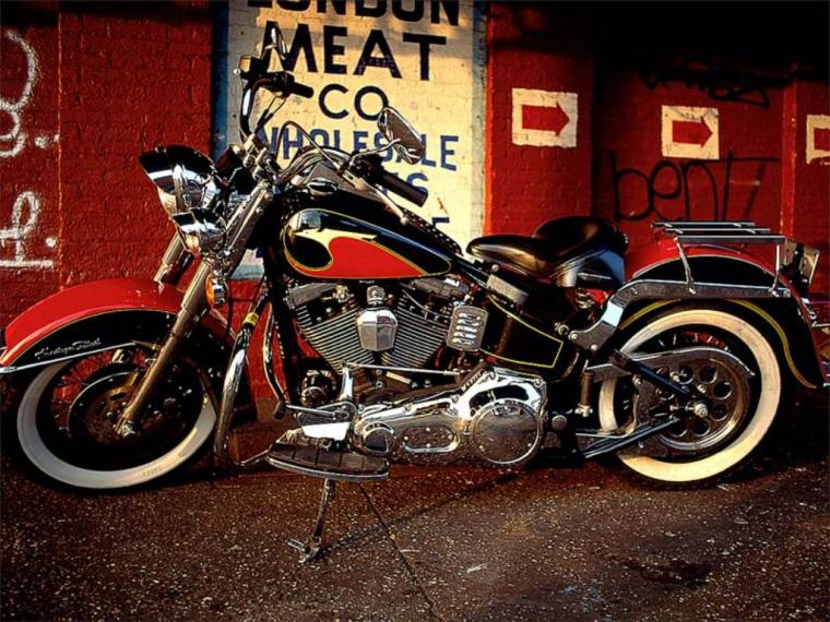 Harley Davidson Bikes Desktop Wallpapers Harley Davidson