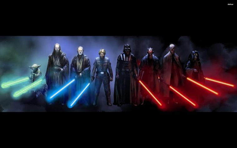 Star Wars Jedi Wallpapers