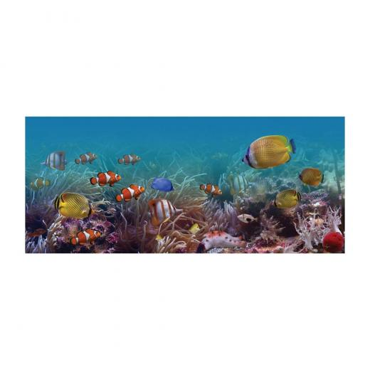 Finding Fishies Underwater Removable Wallpaper Mural Lowes Canada