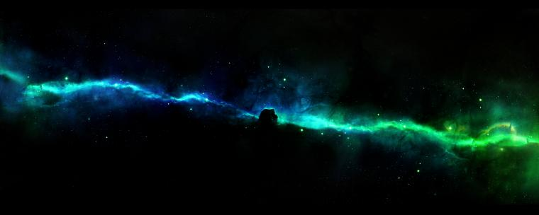 4K wallpaper   Space   space nebula stars deep space   5000x2000