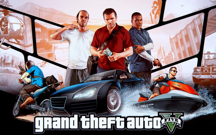 Grand Theft Auto V Wallpapers HD Wallpapers