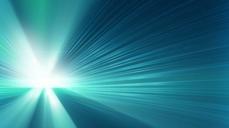 blue shining rays loopable background 4k 4096x2304 Motion