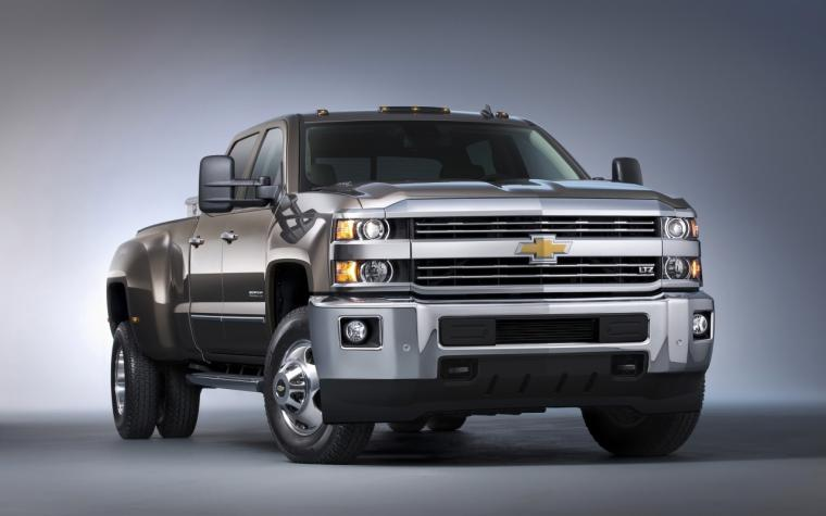 2015 Chevrolet Silverado 3500 HD LTZ Wallpaper HD Car Wallpapers