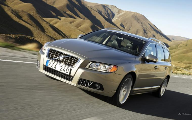 Volvo v70 automotive cars sports wallpaper 1209