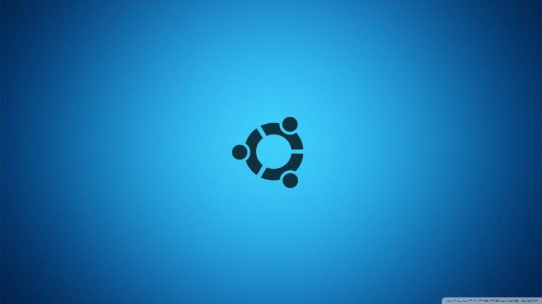 Download Ubuntu Desktop Blue Wallpaper 1920x1080