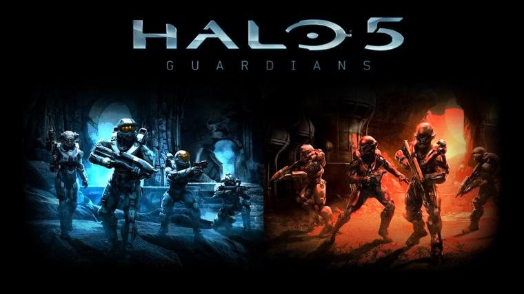Halo 5 Guardians   Desktop Wallpaper