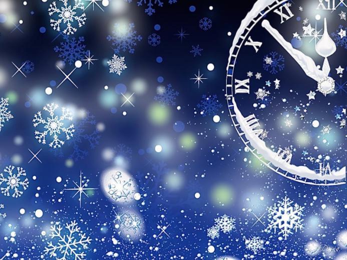 NYE Clock Countdown Wallpaper HD Downloads