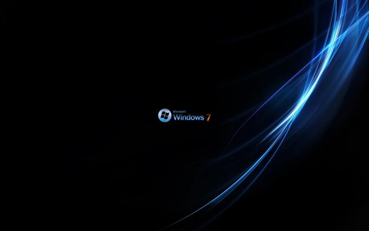 Windows System Background Dark Wallpaper Background Ultra HD 4K
