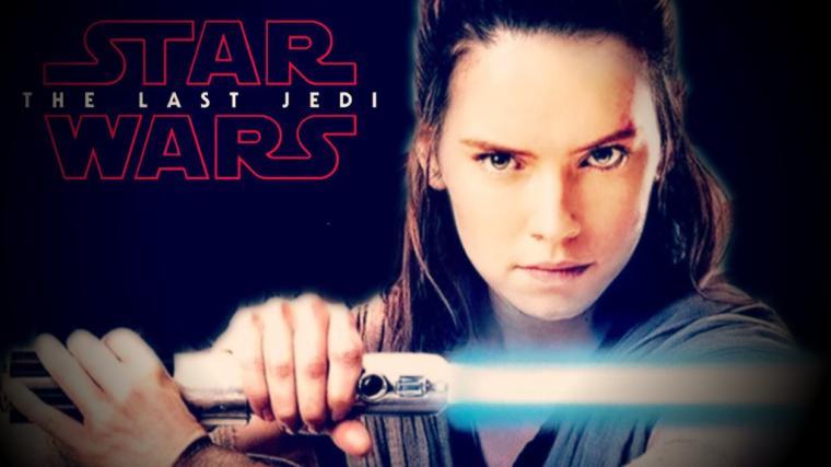 Rey Star Wars Episode VIII The Last Jedi Wallpaper by Drum