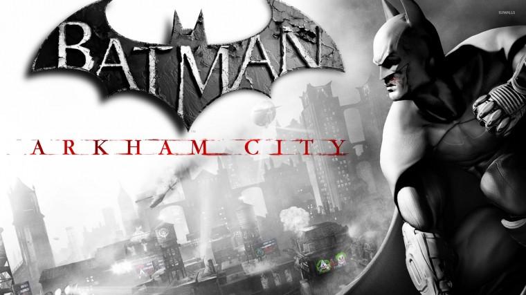 Batman Arkham City wallpaper   Game wallpapers   6530