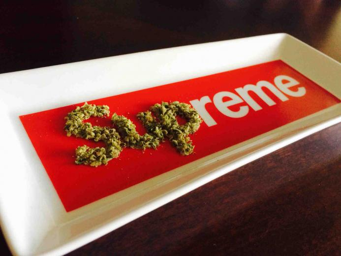 supreme weed wallpaper wallpapers trendingspace