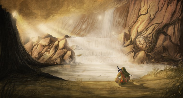 Legend Of Zelda Twilight Princess Wallpaper