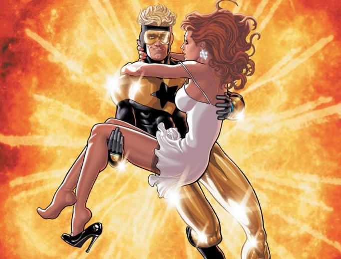BOOSTER GOLD 37 DC Comics wallpaper 1980x1507 118844