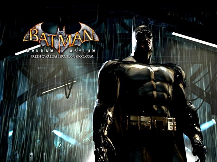 Batman Arkham Asylum HQ HQ Wallpapers