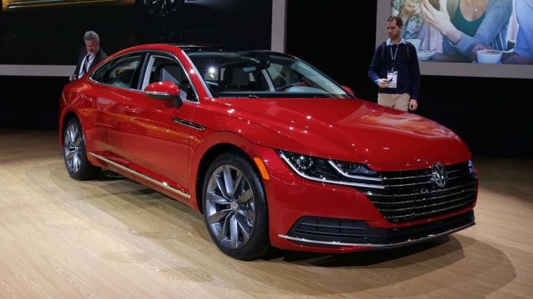 VW Arteon Shooting Brake Given The Green Light Could Get V6